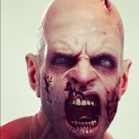 Zombie - unfinished by DocosArt