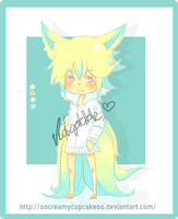 [Closed][Kitsune]001 by oOCreamyCupcakeOo