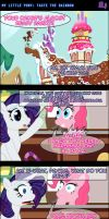MLP: Taste the Rainbow -COMIC- by AniRichie-Art