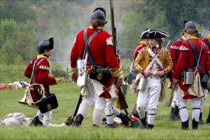 US Rev War Display 17 by KWilliamsPhoto