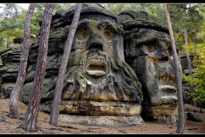 Devils heads by tomsumartin