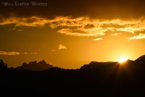 Tairua Sunset by MaxK-W