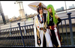 Code Geass-Inconsistent Future by BS-Barbs