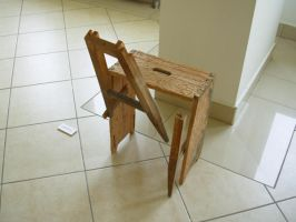chair of prothesis by VIPANCHI