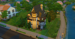 Medieval house build by PlasmaGelCookie