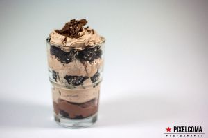 Cookies and Cream Parfait by Pixelcoma