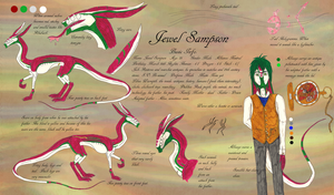 Jewel Sampson ref entry by Fourdd
