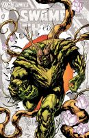 Swamp Thing issue 0 by YanickPaquette