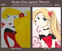 MEME: draw this again by unioxcaliber