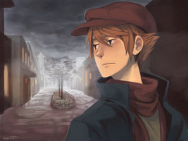 A City with No People by Meirii