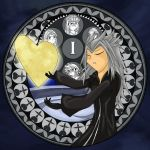 Xemnas - Dive to the Heart by darkangel6