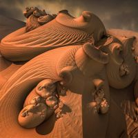 Embryonic dunes by SteveAbell