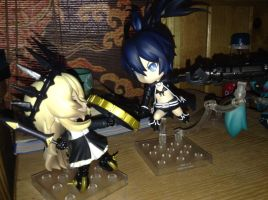 BRS vs. Chariot by k-9girl