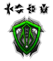 Kaiju Support Battle Unit badge by aloid19