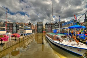 Amsterdam Canals 2 by DanielleMiner