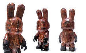 Scary Rabbit by 600poundgorilla