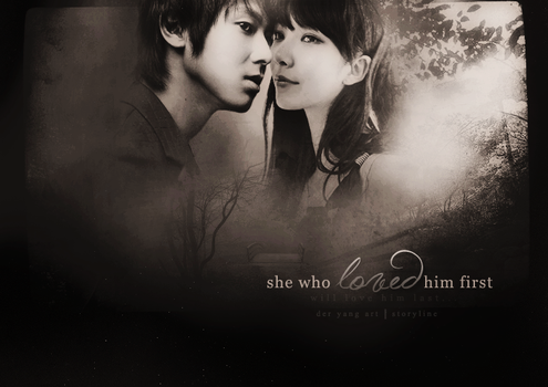 She Who Loved Him First [2] by EUNSHIHAE