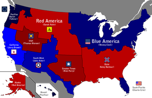 These States Divided by YNot1989