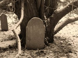 Old Graveyard by inbalance