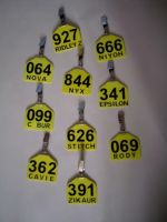 More Ear-Tags! by CuriousCreatures