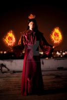 Fire Lord Ozai by sophersgreen