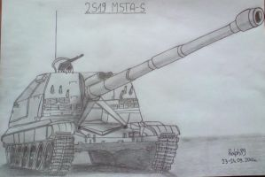 2S19 MSTA-S by Ralph1989