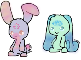 {POINT} Bunny Toy Adopt#3 by Kiddy4ever