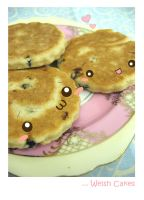 Welsh Cakes by kickass-peanut