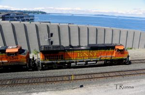 BNSF by TRunna