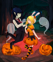 Happy Halloween! [sp] by MiI0