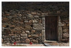 Please knock the door by LostImages