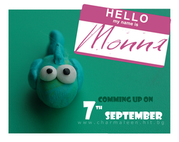 Hello. My name is : Monna by charmaleen
