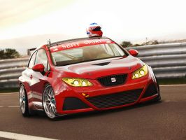 Seat Ibiza SC by JcpDesign