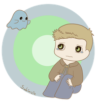 Dean - Ghost sickness by Sabinzie