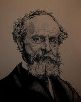 William James by William-J-McVey