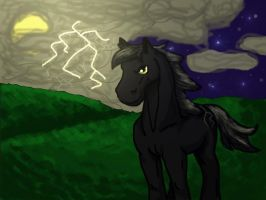 Thunder horse 2 by lylade3