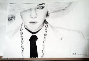G-Dragon by e-ien