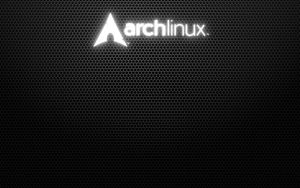 Arch Linux GRUB Background by Terrance8d