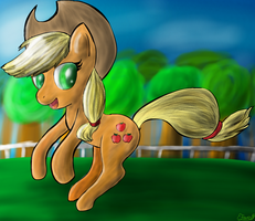 AG: Applejack by lifegiving