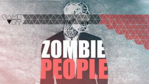 Zombie People by GAMUART
