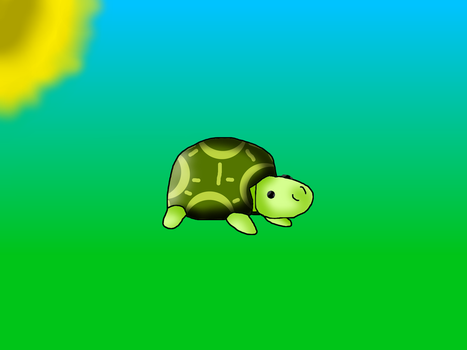 Turtle bro by TierneyW