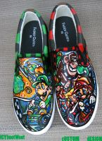 Custom Kicks: Mario Kart by IcyBootWoot