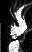 BLEACH -White Darkness- by blackstorm