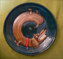 Weenie Serving Platter- Complete by thebigduluth
