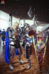 WCS-Russia'14: Soul Calibur IV Hilde and Siegfried by ElenaLeetah