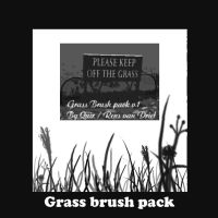 Grass pack v1 by QuizRens