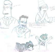 Simpsons Movie-Character Sheet by Simpsons-Addict