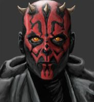 Darth Maul by Skinny22