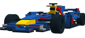 Lego Red Bull RB4 by Galbatore