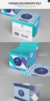 Package Box Mockups Vol2 by wutip